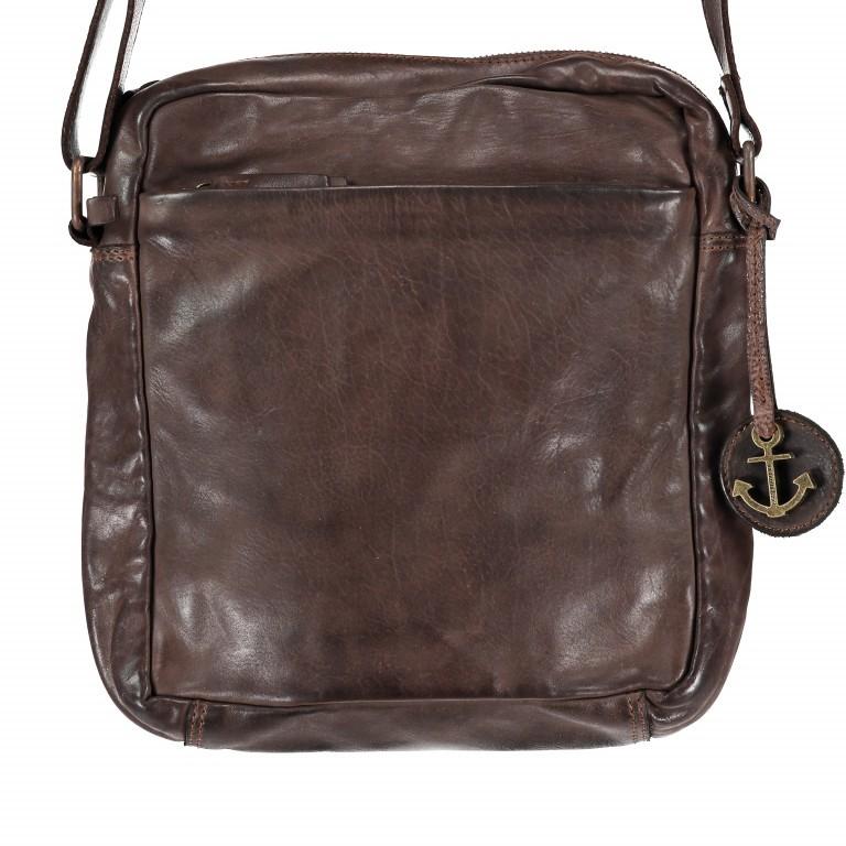 Umhängetasche Cool-Casual Arion B3.4728 Chocolate Brown, Farbe: braun, Marke: Harbour 2nd, EAN: 4046478021655, Abmessungen in cm: 23.0x28.0x7.0, Bild 1 von 5