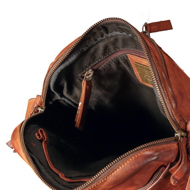 Umhängetasche Cool-Casual Arion B3.4728 Charming Cognac, Farbe: cognac, Marke: Harbour 2nd, EAN: 4046478021662, Abmessungen in cm: 23.0x28.0x7.0, Bild 4 von 5