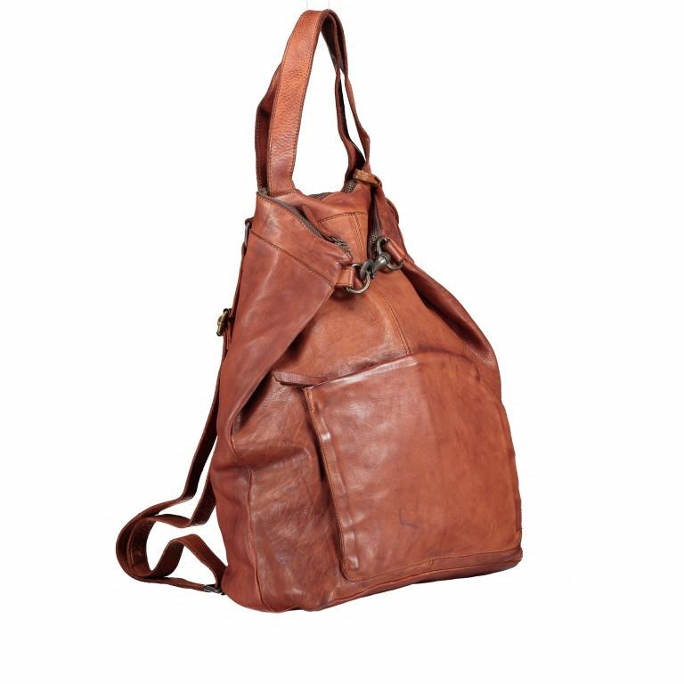Rucksack Cool-Casual Herakles B3.5639 mit Laptopfach 15 Zoll Chocolate Brown, Farbe: braun, Marke: Harbour 2nd, EAN: 4046478025806, Abmessungen in cm: 41.0x42.0x13.0, Bild 2 von 7