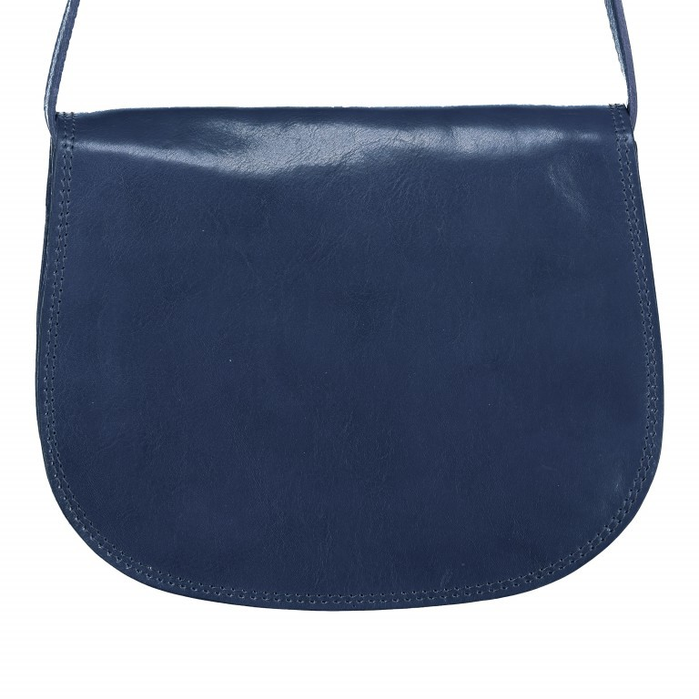 Satteltasche Toscana Größe L Blau, Farbe: blau/petrol, Marke: Hausfelder, EAN: 4065646000193, Abmessungen in cm: 27.0x23.0x13.0, Bild 1 von 6