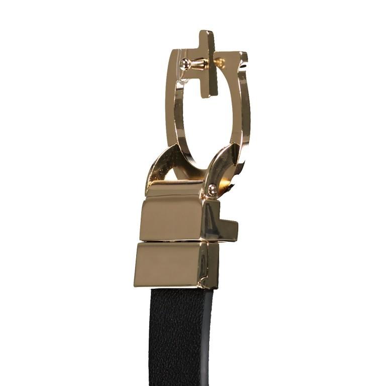Gürtel Mika Wendemöglichkeit Bundweite 90 cm Coal, Farbe: schwarz, Marke: Guess, EAN: 7618483254082, Bild 3 von 3