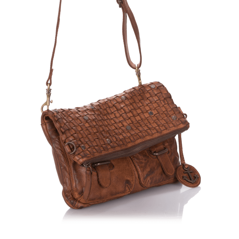 Umhängetasche Soft-Weaving Philipine B3.6304 Dark Ash, Farbe: anthrazit, Marke: Harbour 2nd, EAN: 4046478028050, Bild 6 von 8