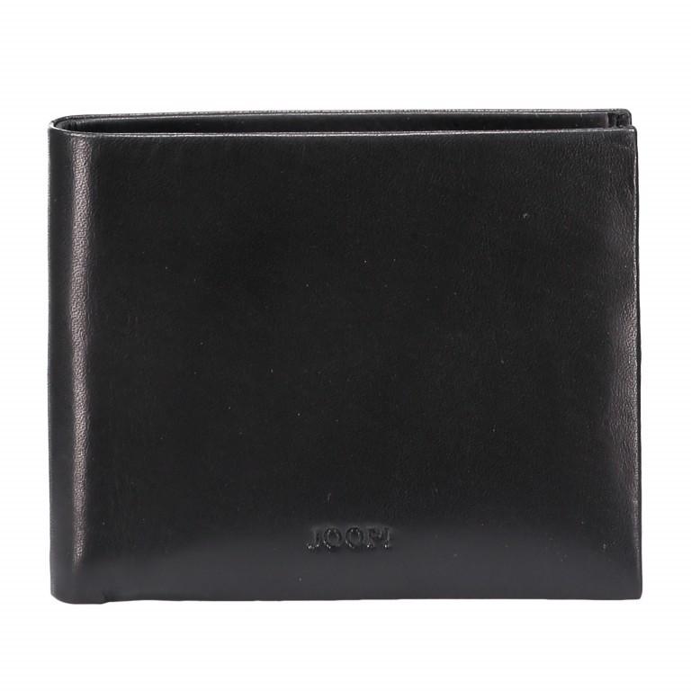 Geldbörse Pero Ninos H10 Black, Farbe: schwarz, Marke: Joop!, EAN: 4053533570690, Abmessungen in cm: 12.0x9.5x2.0, Bild 1 von 3