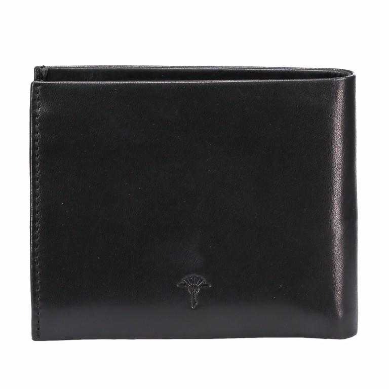 Geldbörse Pero Ninos H10 Black, Farbe: schwarz, Marke: Joop!, EAN: 4053533570690, Abmessungen in cm: 12.0x9.5x2.0, Bild 3 von 3