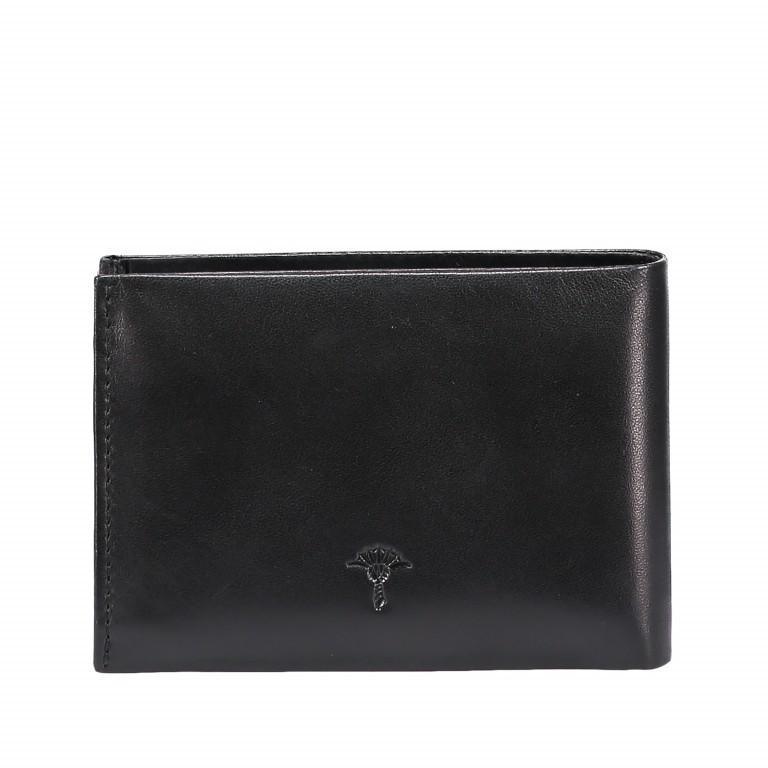 Geldbörse Pero Nestor H2 Black, Farbe: schwarz, Marke: Joop!, EAN: 4053533570713, Abmessungen in cm: 11.0x7.5x1.5, Bild 3 von 3