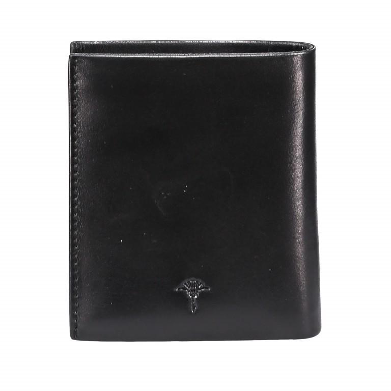 Geldbörse Pero Daphnis V6 Black, Farbe: schwarz, Marke: Joop!, EAN: 4053533570744, Abmessungen in cm: 9.0x10.5x2.0, Bild 3 von 3