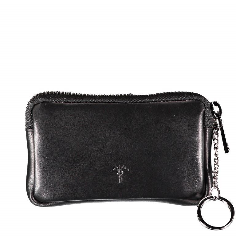 Schlüsseletui Pero Gryphos LZ Black, Farbe: schwarz, Marke: Joop!, EAN: 4053533570782, Abmessungen in cm: 12.5x8.0x1.2, Bild 2 von 2