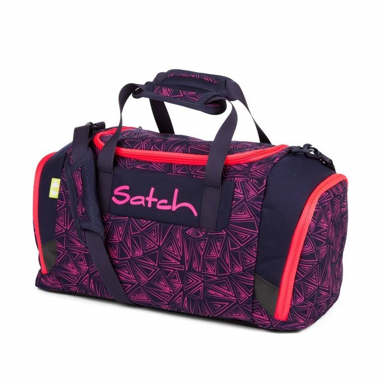 Sporttasche Pink Bermuda, Farbe: flieder/lila, Marke: Satch, EAN: 4057081029556, Abmessungen in cm: 45.0x25.0x25.0, Bild 1 von 6
