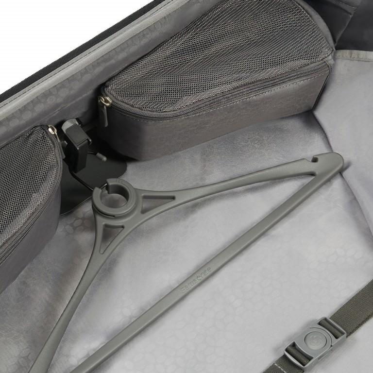 Kleidersack Spark Garment Bag Bi-Fold Black Black, Farbe: schwarz, Marke: Samsonite, EAN: 5414847759246, Abmessungen in cm: 61.0x56.0x17.0, Bild 2 von 7