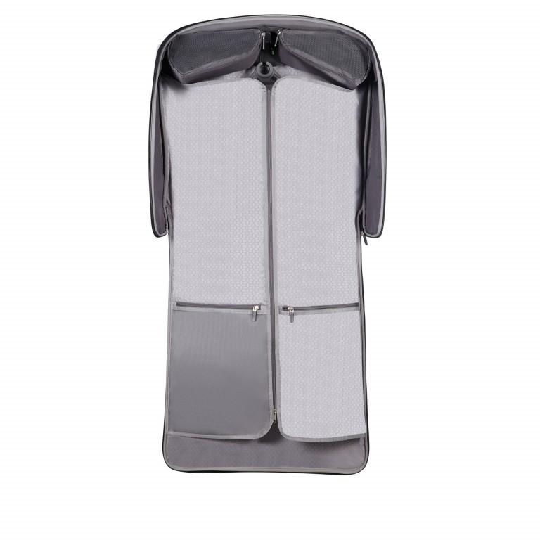 Kleidersack Spark Garment Bag Bi-Fold Black Black, Farbe: schwarz, Marke: Samsonite, EAN: 5414847759246, Abmessungen in cm: 61.0x56.0x17.0, Bild 5 von 7