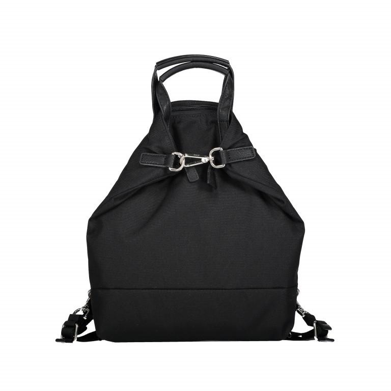 Rucksack Bergen X-Change Xs 3-in-1-Funktion Black, Farbe: schwarz, Marke: Jost, EAN: 4025307727586, Abmessungen in cm: 29.0x32.0x10.0, Bild 1 von 10