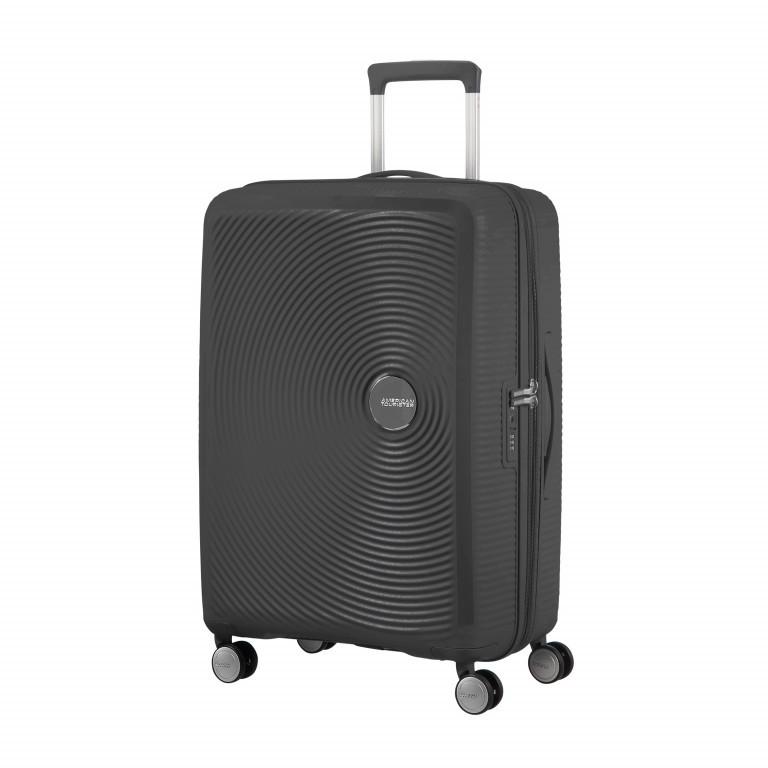 Trolley Soundbox 4-Rollen 67 cm Bass Black, Farbe: schwarz, Marke: American Tourister, EAN: 5414847772115, Abmessungen in cm: 46.5x67.0x29.0, Bild 1 von 8