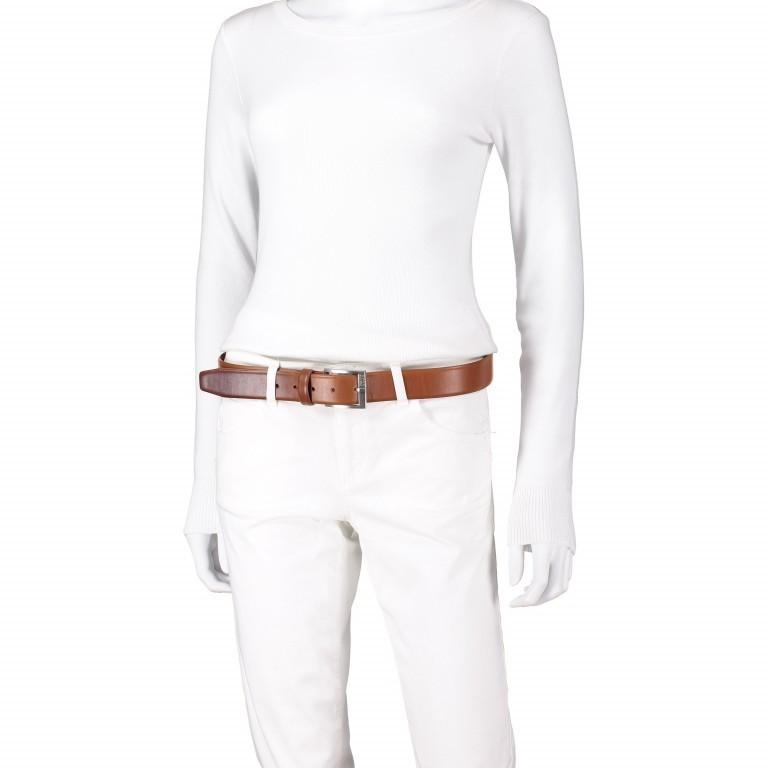 Gürtel Erron Bundweite 110 cm Medium Brown, Farbe: braun, Marke: Boss, EAN: 4021402155392, Bild 3 von 3