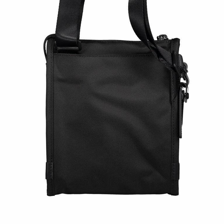 Umhängetasche Alpha 3 Pocket Bag Small Black, Farbe: schwarz, Marke: Tumi, EAN: 0742315477855, Abmessungen in cm: 20.5x24.0x3.7, Bild 3 von 5