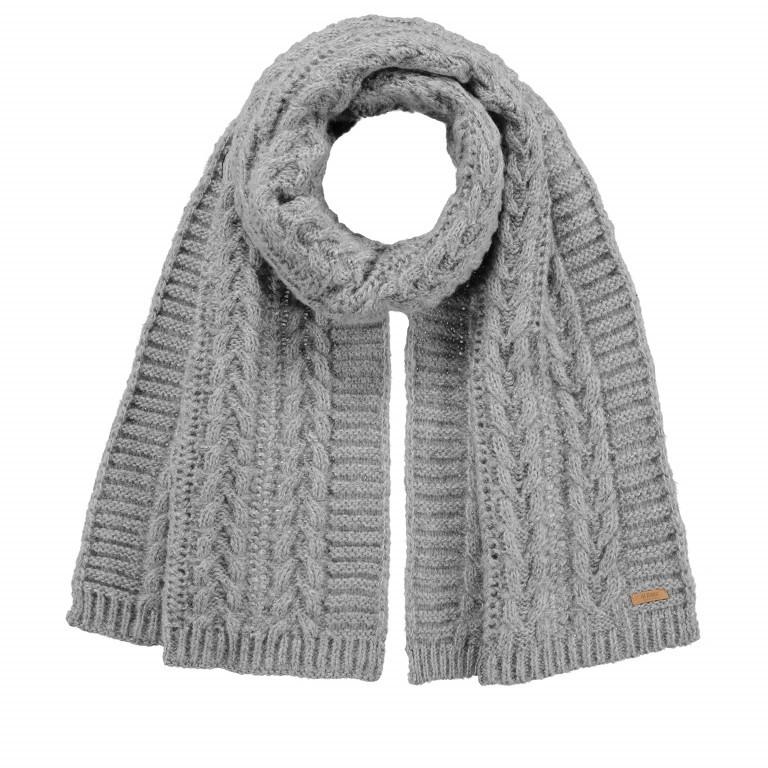 Schal Anemone Heather Grey, Farbe: grau, Marke: Barts, EAN: 8717457586187, Bild 1 von 1