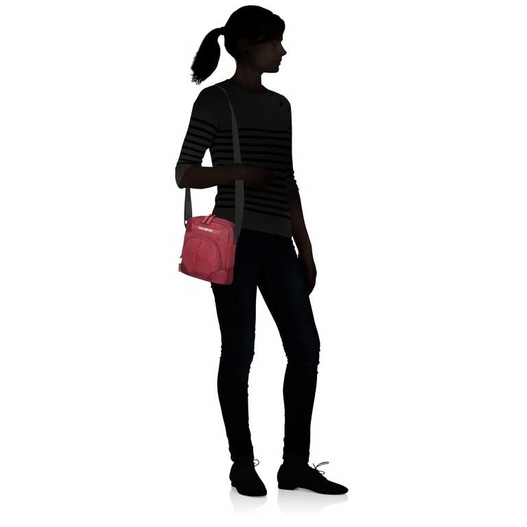 Umhängetasche Rewind Crossover mit Tabletfach 7,9 Zoll Black, Farbe: schwarz, Marke: Samsonite, EAN: 5414847681523, Abmessungen in cm: 20.0x23.0x8.0, Bild 2 von 4