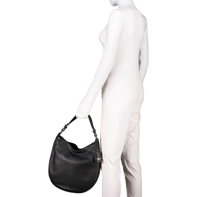 Tasche Adria Dark Brown, Farbe: braun, Marke: Abro, EAN: 4061724456265, Abmessungen in cm: 31.0x33.0x8.0, Bild 4 von 9