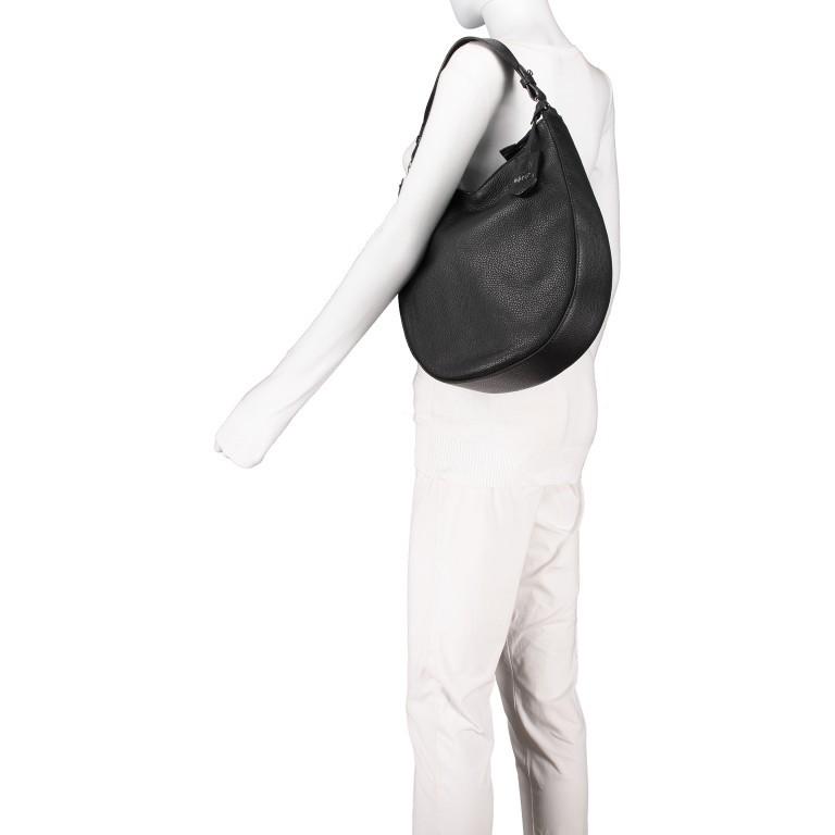 Tasche Adria Dark Brown, Farbe: braun, Marke: Abro, EAN: 4061724456265, Abmessungen in cm: 31.0x33.0x8.0, Bild 5 von 9