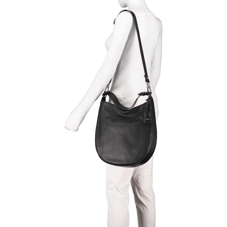 Tasche Adria Dark Brown, Farbe: braun, Marke: Abro, EAN: 4061724456265, Abmessungen in cm: 31.0x33.0x8.0, Bild 6 von 9