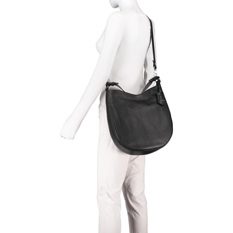 Tasche Adria Dark Brown, Farbe: braun, Marke: Abro, EAN: 4061724456265, Abmessungen in cm: 31.0x33.0x8.0, Bild 7 von 9