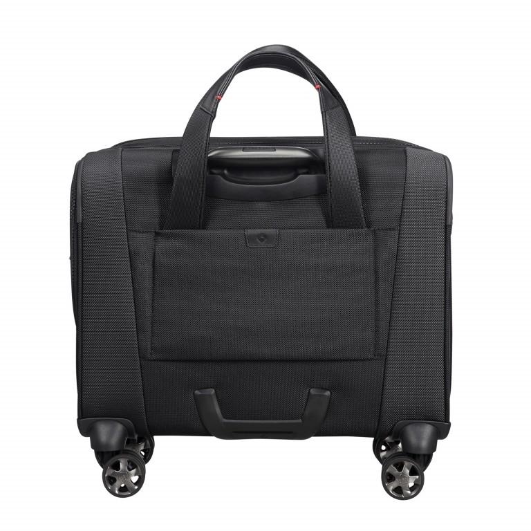 Pilotenkoffer PRO-DLX 5 Spinner Tote 15.6 Zoll Black, Farbe: schwarz, Marke: Samsonite, EAN: 5414847851667, Abmessungen in cm: 44.0x39.0x20.0, Bild 4 von 8