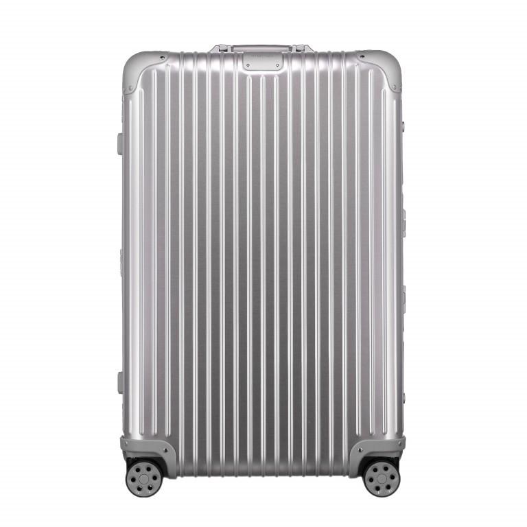 Rimowa Original Check-In L Silver, Farbe: metallic, Marke: Rimowa, EAN: 4003743024155, Abmessungen in cm: 51.0x79.0x27.5, Bild 1 von 8