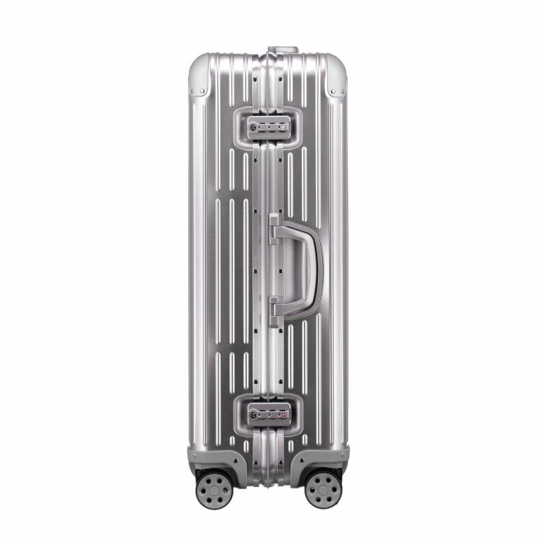 Rimowa Original Check-In L Silver, Farbe: metallic, Marke: Rimowa, EAN: 4003743024155, Abmessungen in cm: 51.0x79.0x27.5, Bild 2 von 8