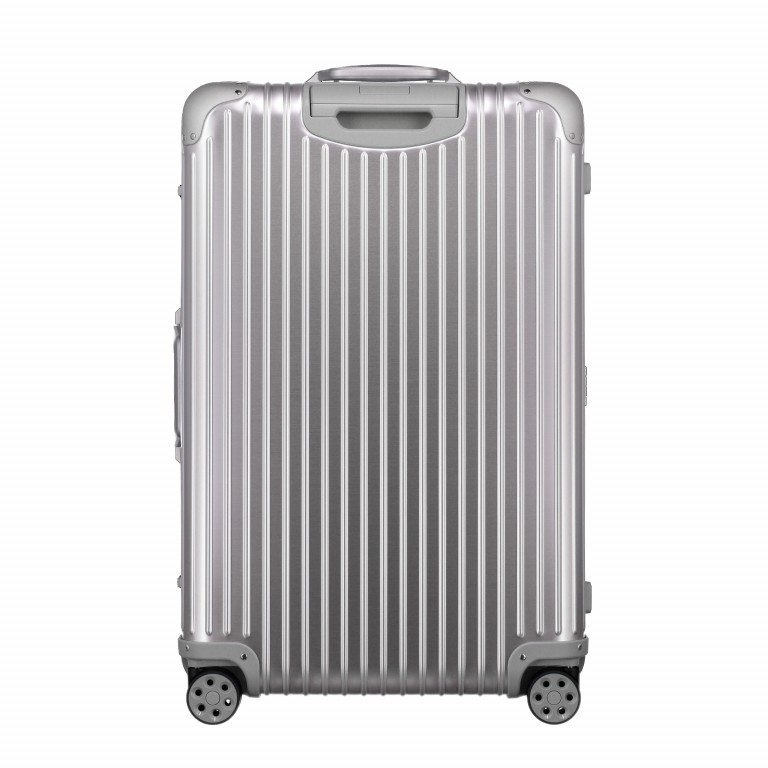 Rimowa Original Check-In L Silver, Farbe: metallic, Marke: Rimowa, EAN: 4003743024155, Abmessungen in cm: 51.0x79.0x27.5, Bild 4 von 8