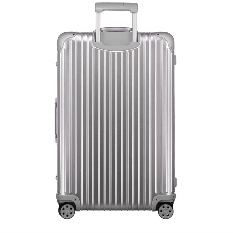 Rimowa Original Check-In L Silver, Farbe: metallic, Marke: Rimowa, EAN: 4003743024155, Abmessungen in cm: 51.0x79.0x27.5, Bild 5 von 8