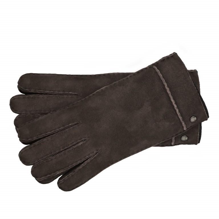 Handschuhe Damen Lammfell Größe 8 Mocca, Farbe: braun, Marke: Roeckl, EAN: 4053071094238, Bild 1 von 1