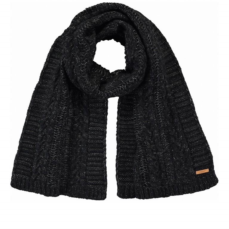 Schal Anemone, Farbe: schwarz, grau, blau/petrol, rot/weinrot, orange, Marke: Barts, Bild 1 von 1
