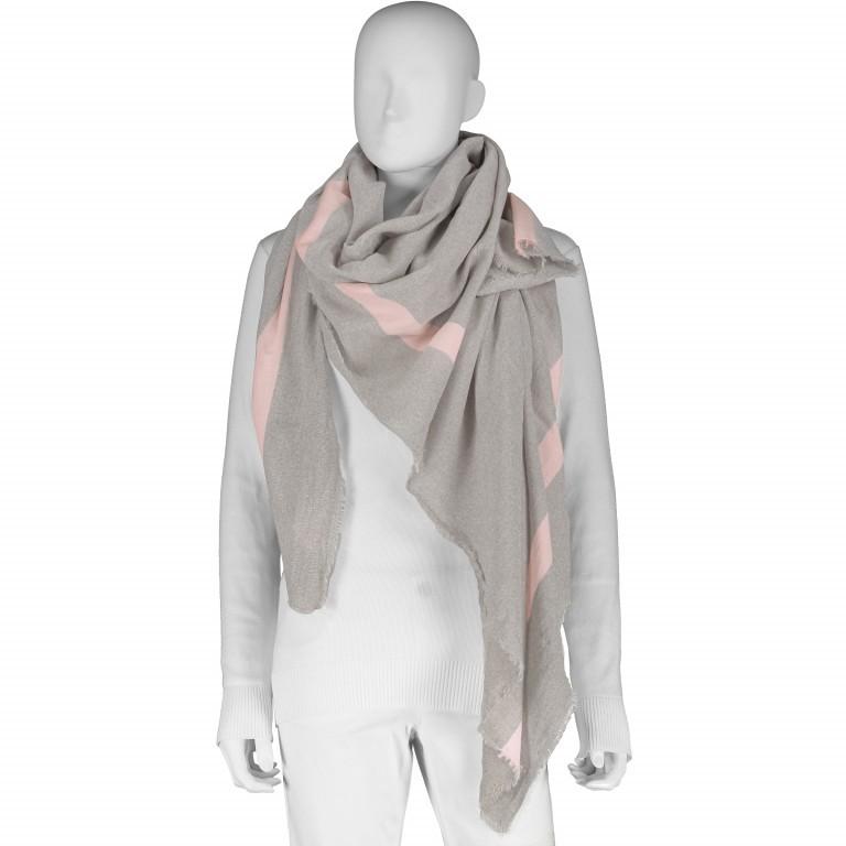 Tuch WHY-NOT, Farbe: grau, blau/petrol, rosa/pink, beige, Marke: Another Me, Bild 1 von 1