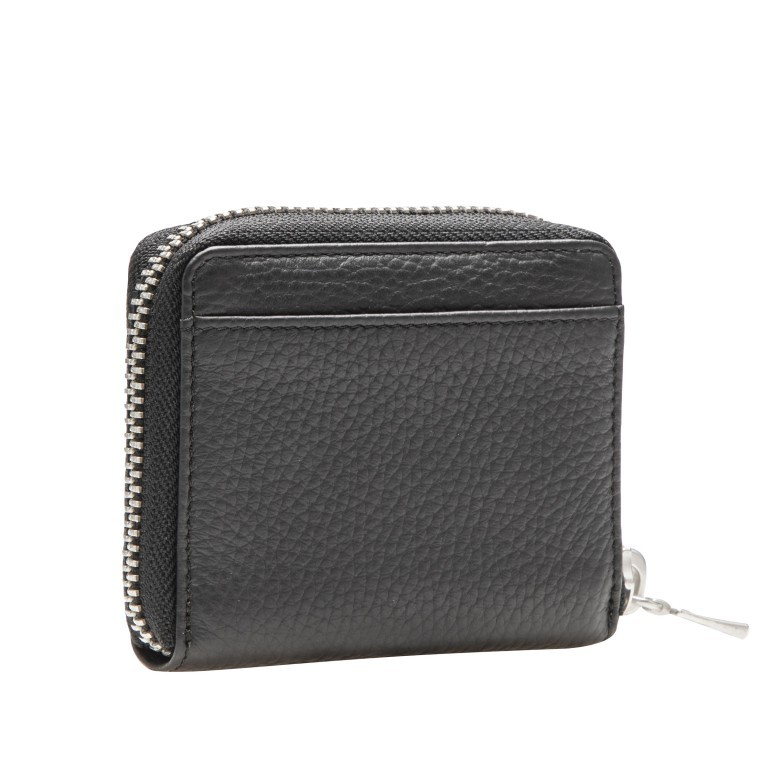 Geldbörse Sulden Dama Black, Farbe: schwarz, Marke: Bogner, EAN: 4053533847105, Abmessungen in cm: 10.0x9.0x1.5, Bild 3 von 6