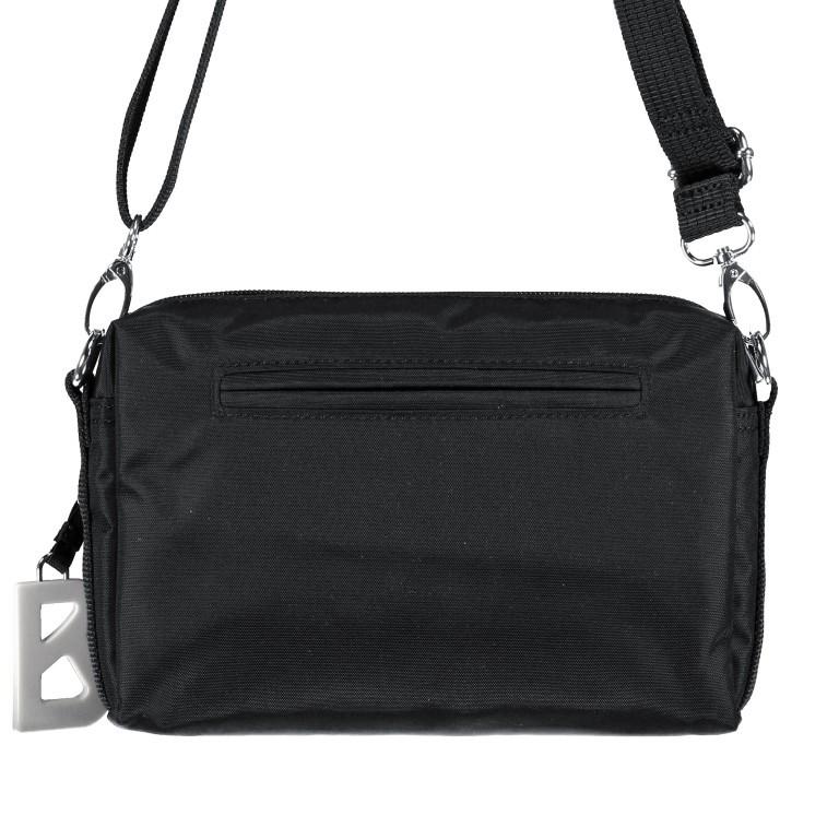 Umhängetasche Verbier Pukie Black, Farbe: schwarz, Marke: Bogner, EAN: 4053533739714, Abmessungen in cm: 22.0x15.0x4.0, Bild 3 von 6