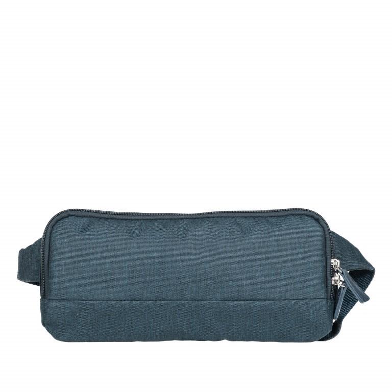 Umhängetasche Bergen Crossover Bag Navy, Farbe: blau/petrol, Marke: Jost, EAN: 4025307733570, Abmessungen in cm: 28.0x130x2.5, Bild 1 von 9