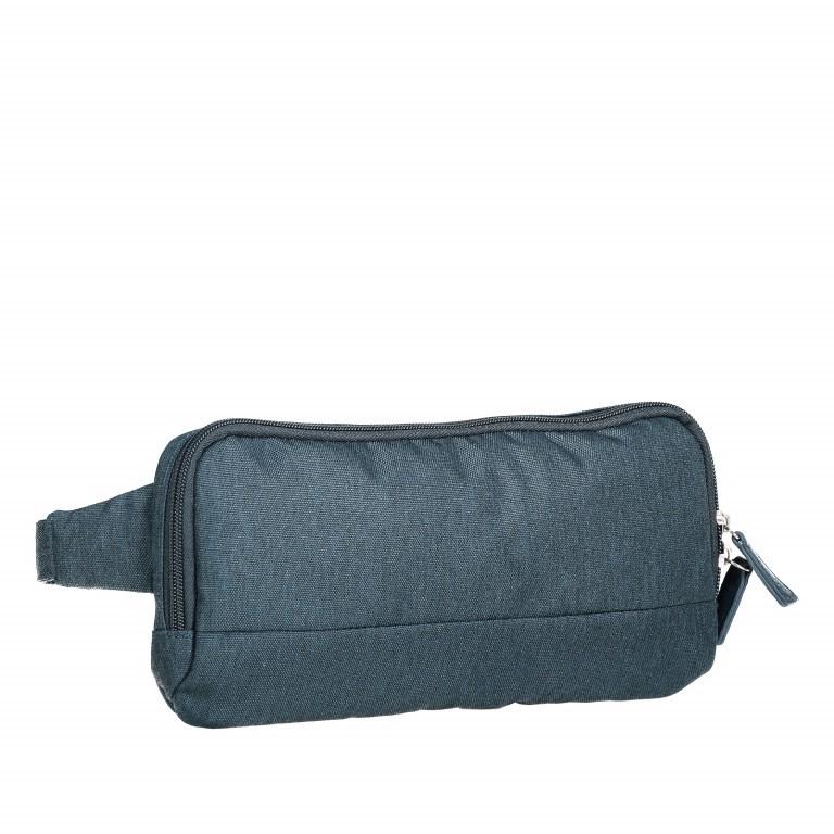Umhängetasche Bergen Crossover Bag Navy, Farbe: blau/petrol, Marke: Jost, EAN: 4025307733570, Abmessungen in cm: 28.0x130x2.5, Bild 2 von 9