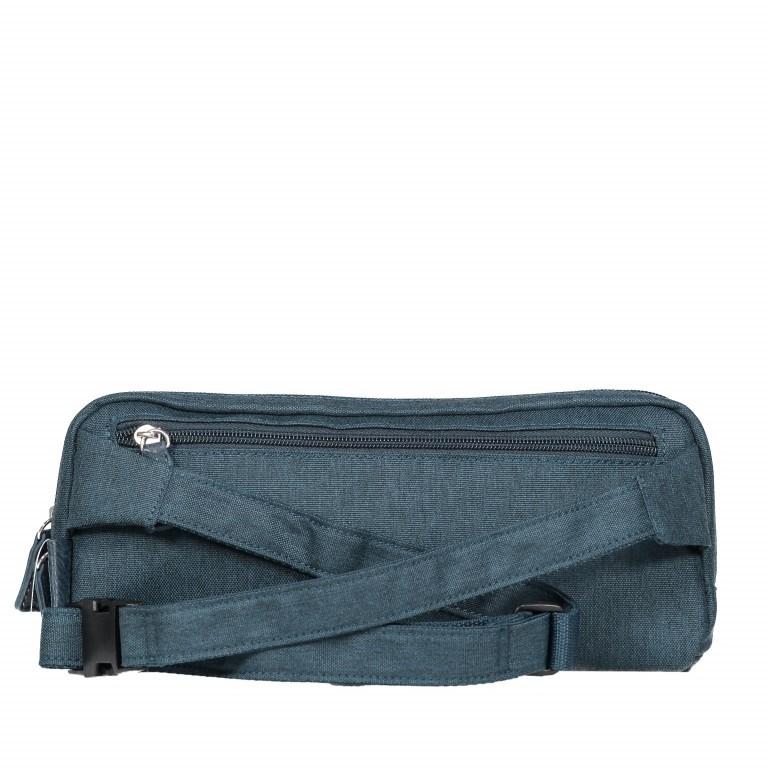 Umhängetasche Bergen Crossover Bag Navy, Farbe: blau/petrol, Marke: Jost, EAN: 4025307733570, Abmessungen in cm: 28.0x130x2.5, Bild 5 von 9