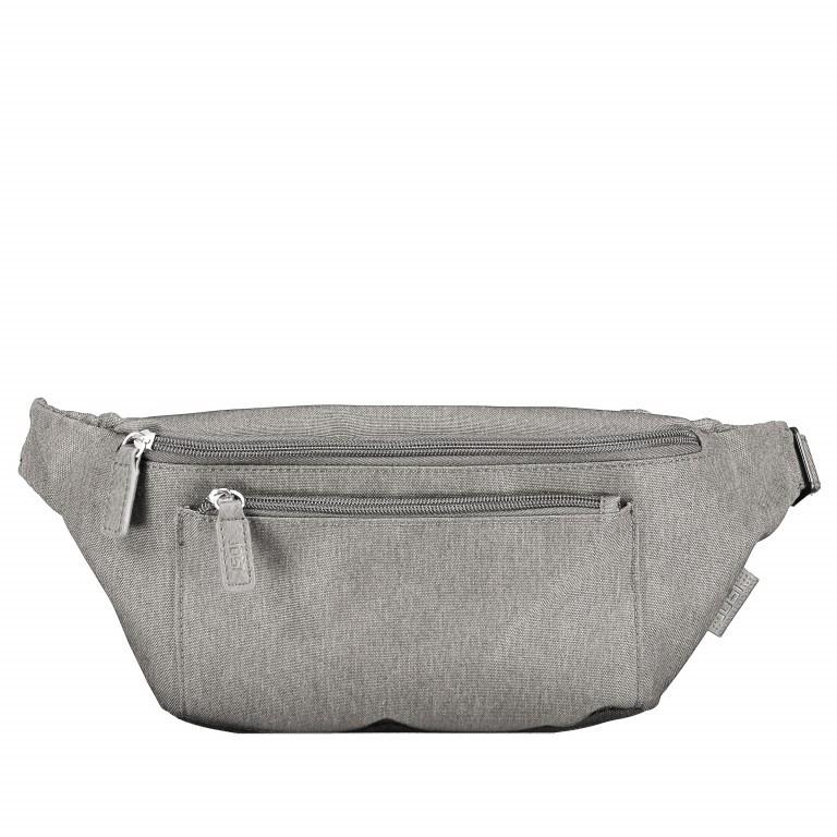 Gürteltasche Bergen Light Grey, Farbe: grau, Marke: Jost, EAN: 4025307753936, Abmessungen in cm: 28.0x15.0x6.0, Bild 1 von 6