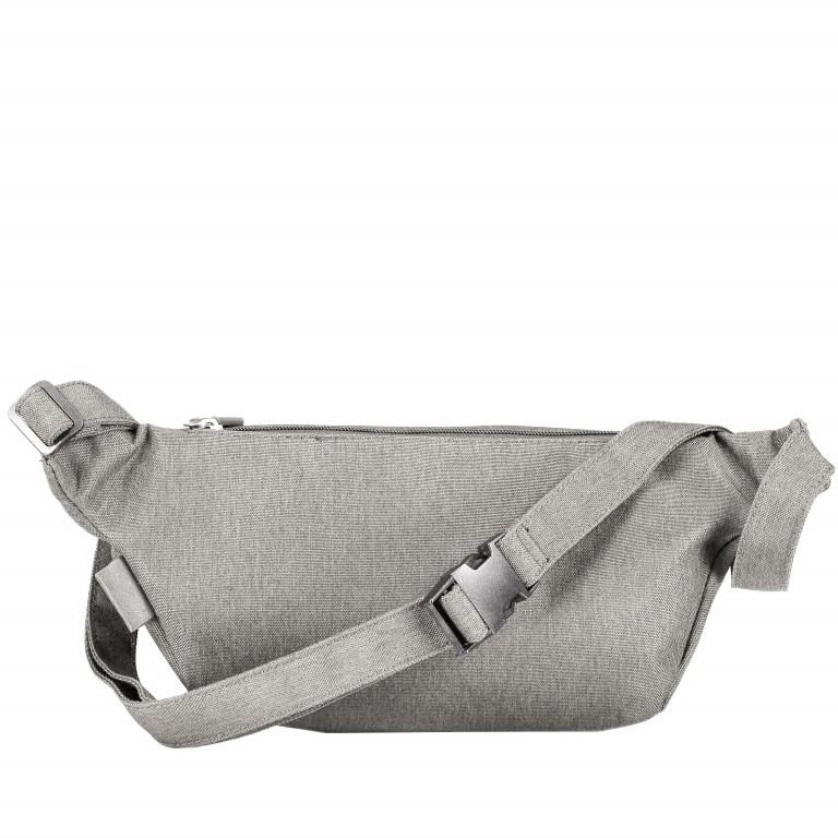 Gürteltasche Bergen Light Grey, Farbe: grau, Marke: Jost, EAN: 4025307753936, Abmessungen in cm: 28.0x15.0x6.0, Bild 4 von 6