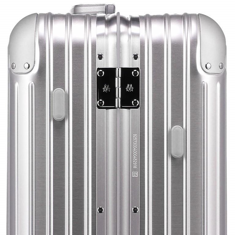 Rimowa Original Check-In L Titanium, Farbe: metallic, Marke: Rimowa, EAN: 4003743024377, Abmessungen in cm: 51.0x79.0x27.5, Bild 6 von 8