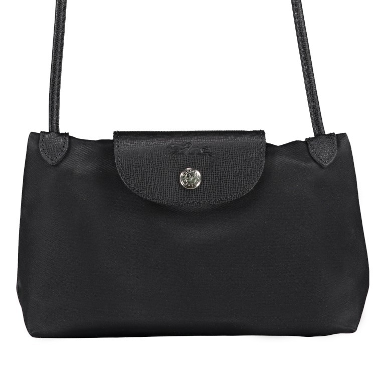 Umhängetasche Le Pliage Néo Umhängetasche Schwarz, Farbe: schwarz, Marke: Longchamp, EAN: 3597921903420, Abmessungen in cm: 21.5x13.0x7.0, Bild 1 von 1