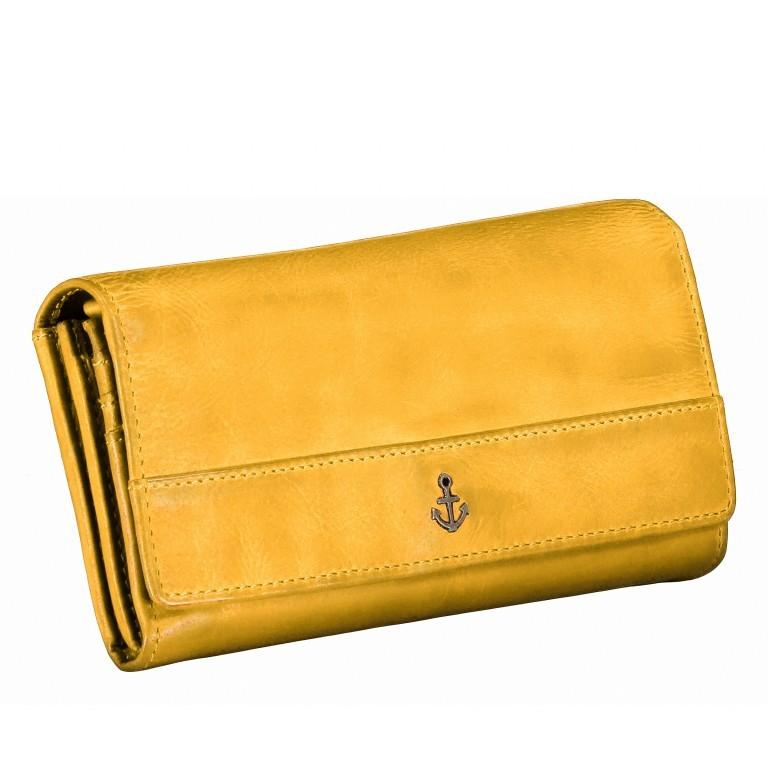 Geldbörse Anchor-Love Marina B3.9856 Oriental Mustard, Farbe: gelb, Marke: Harbour 2nd, EAN: 4046478036604, Bild 2 von 4
