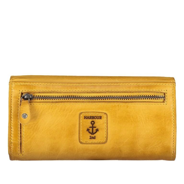 Geldbörse Anchor-Love Marina B3.9856 Oriental Mustard, Farbe: gelb, Marke: Harbour 2nd, EAN: 4046478036604, Bild 3 von 4