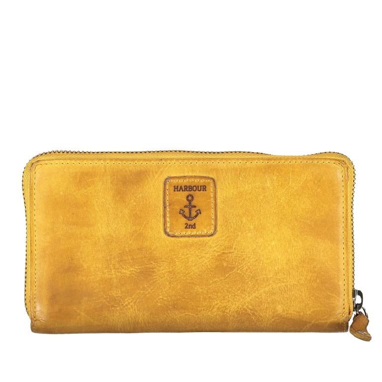 Geldbörse Anchor-Love Atlantica B3.9858 Oriental Mustard, Farbe: gelb, Marke: Harbour 2nd, EAN: 4046478036642, Bild 3 von 4