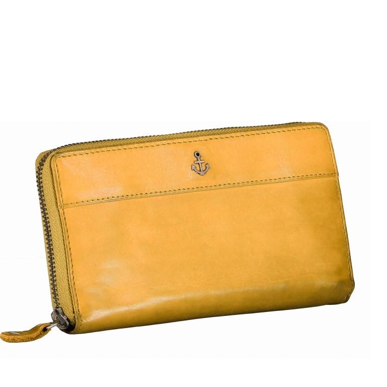 Geldbörse Anchor-Love Atlantica B3.9858 Oriental Mustard, Farbe: gelb, Marke: Harbour 2nd, EAN: 4046478036642, Bild 2 von 4