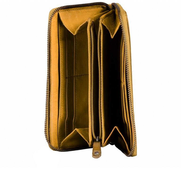 Geldbörse Anchor-Love Atlantica B3.9858 Oriental Mustard, Farbe: gelb, Marke: Harbour 2nd, EAN: 4046478036642, Bild 4 von 4