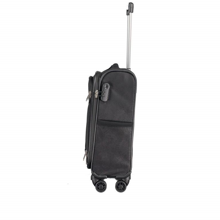 Koffer T1 55 cm Grey Bee, Farbe: grau, Marke: Franky, EAN: 4251672722929, Abmessungen in cm: 36.0x55.0x24.0, Bild 3 von 6