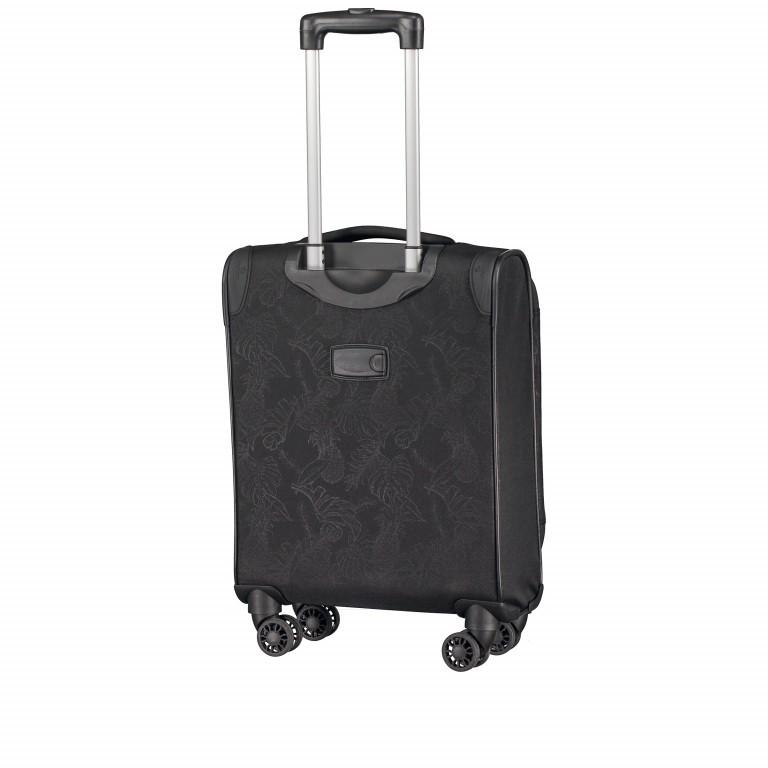 Koffer T1 55 cm Grey Bee, Farbe: grau, Marke: Franky, EAN: 4251672722929, Abmessungen in cm: 36.0x55.0x24.0, Bild 4 von 6
