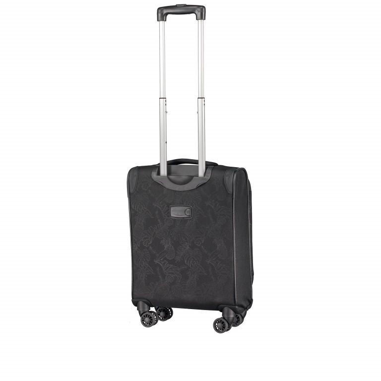 Koffer T1 55 cm Grey Bee, Farbe: grau, Marke: Franky, EAN: 4251672722929, Abmessungen in cm: 36.0x55.0x24.0, Bild 6 von 6