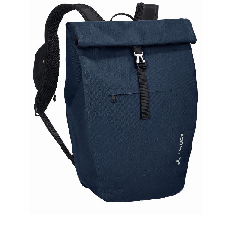 Rucksack Made in Germany Clubride II Volumen 27 Liter, Farbe: schwarz, blau/petrol, Marke: Vaude, Abmessungen in cm: 38.0x50.0x24.0, Bild 1 von 1